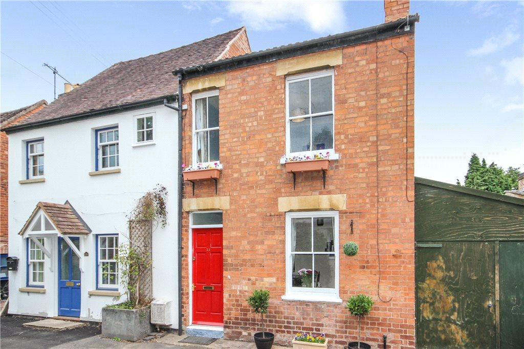 2 Bedrooms Semi Detached House for sale in The Village, Powick, Worcester, WR2