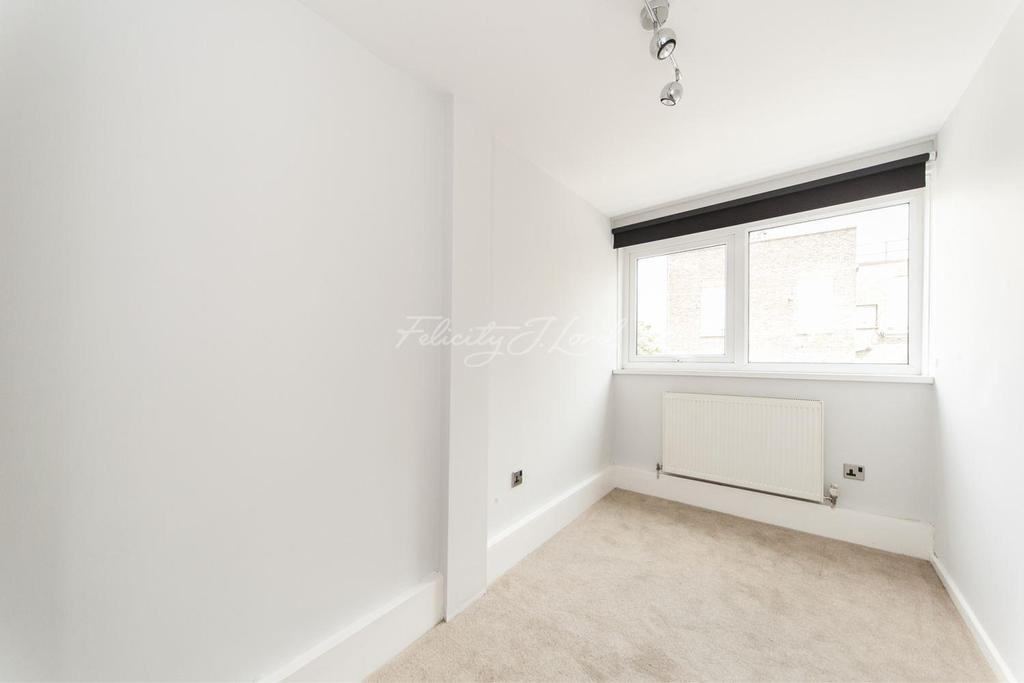 2 Bedrooms Flat for sale in Caister House, Islington, N7