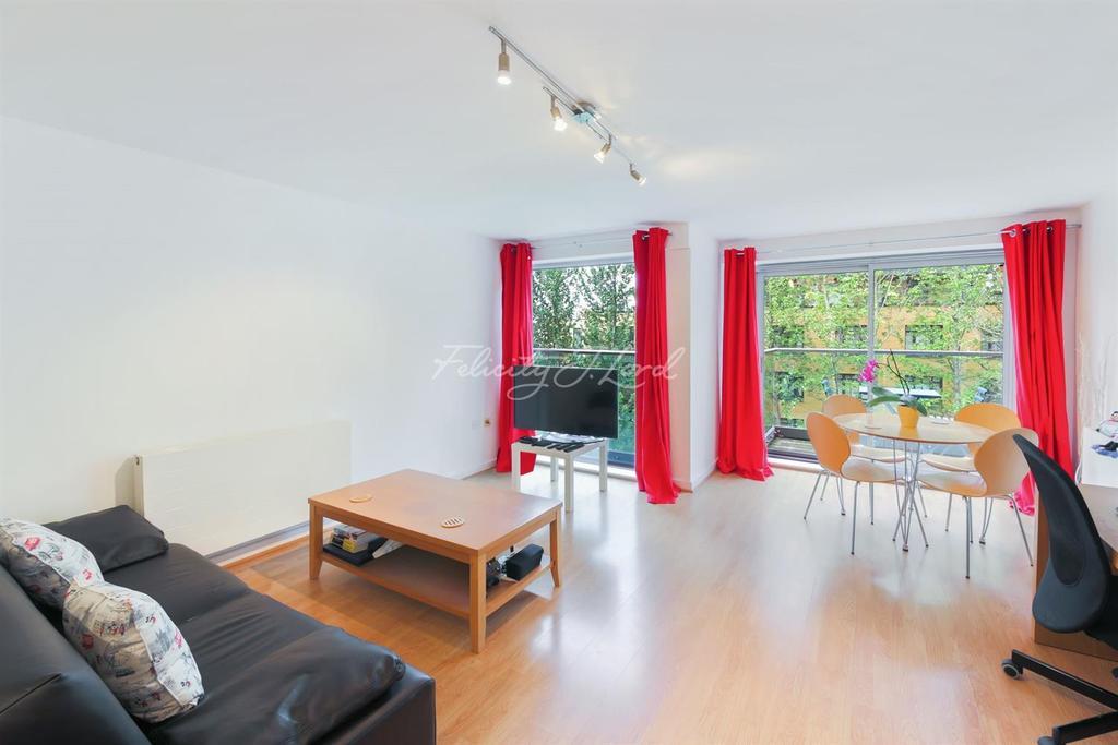 1 Bedroom Flat for sale in Estilo Apartments, Wenlock Road, N1