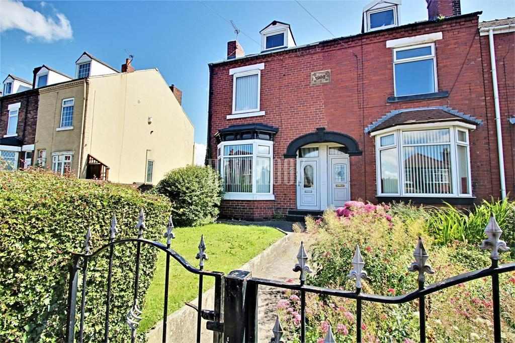 3 Bedrooms End Of Terrace House for sale in Shepherd Lane, Thurnscoe