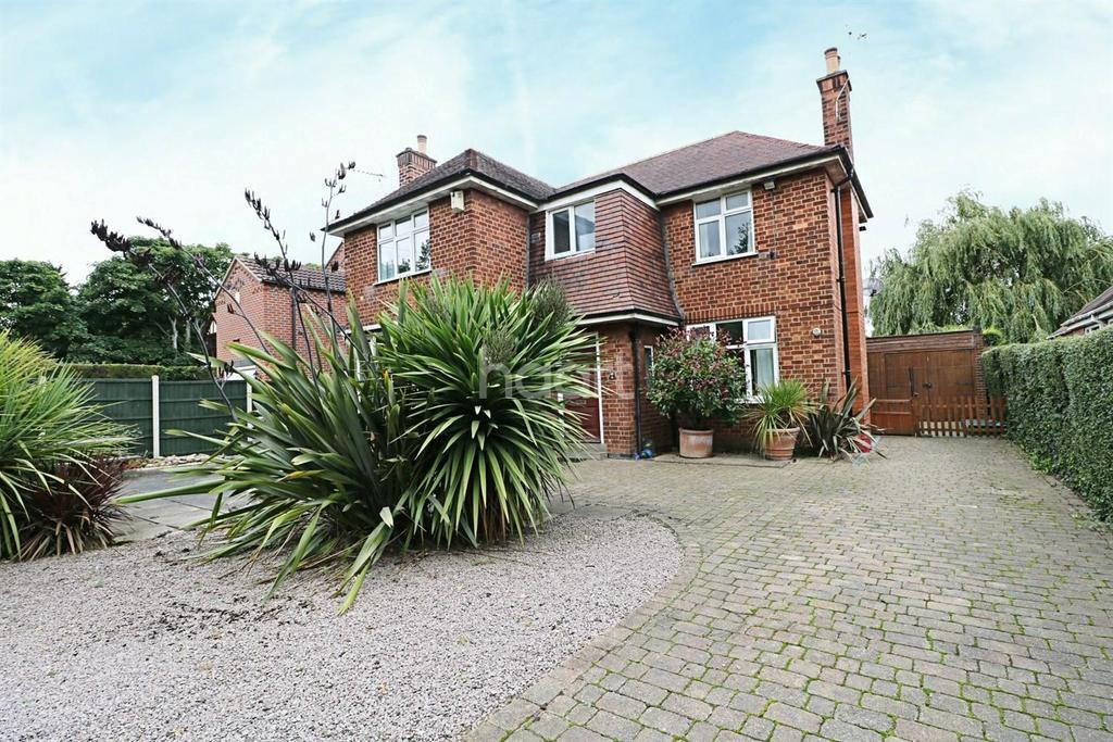 4 Bedrooms Detached House for sale in Newark Road, Coddington