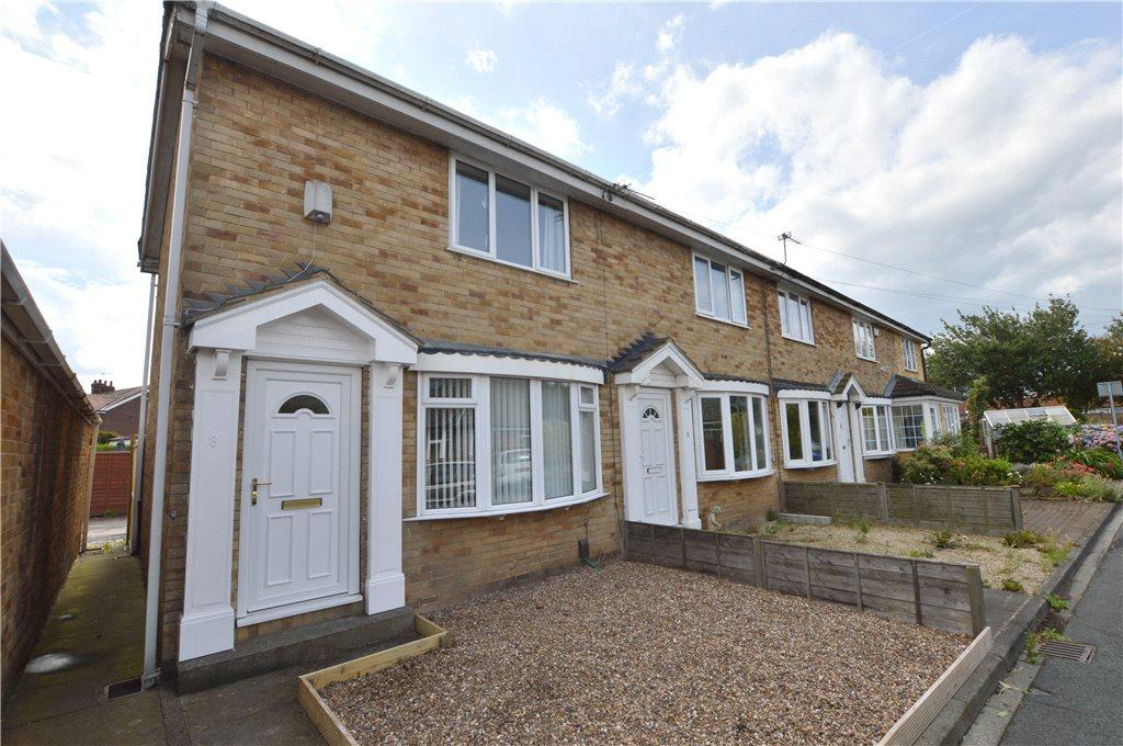 1 Bedroom Town House for sale in Holmfield Grove, Wakefield, West Yorkshire