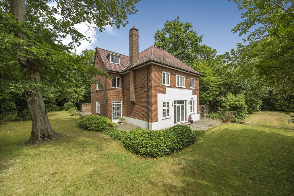 7 Bedrooms Detached House for sale in Compton Avenue, Highgate, London, N6