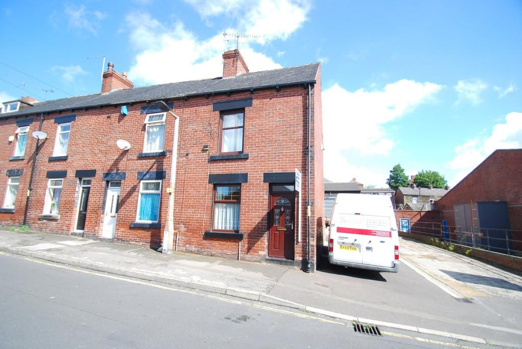 2 Bedrooms End Of Terrace House for sale in Langdale Road, Barnsley S71