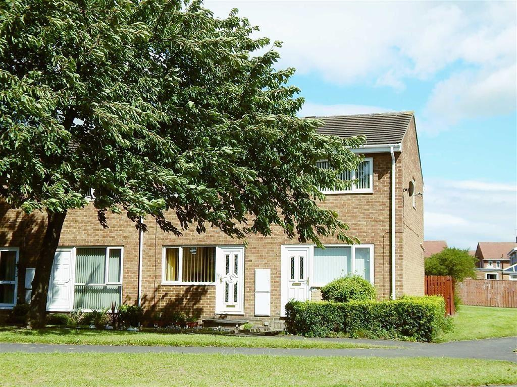 2 Bedrooms Terraced House For Rent In Woburn Close Redesdale Park Wallsend