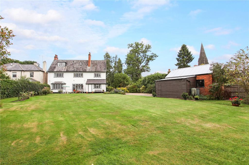 6 Bedrooms Detached House for sale in Church Road, Sunningdale, Ascot, Berkshire, SL5