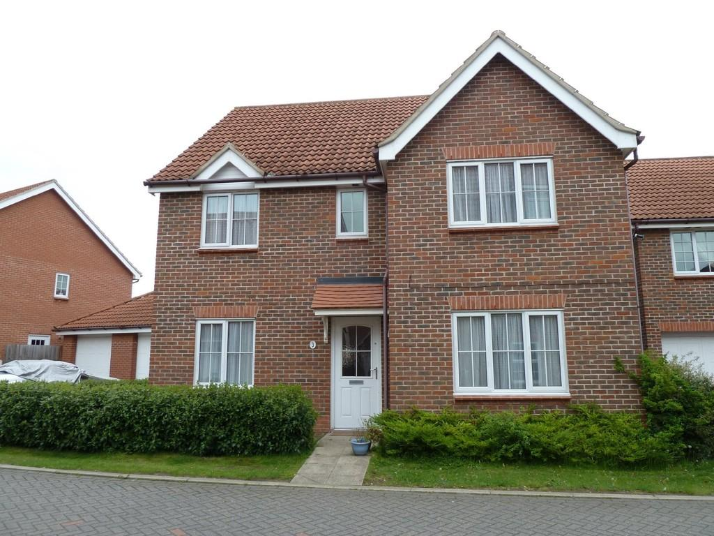 5 Bedrooms Detached House for sale in George Road, Thetford