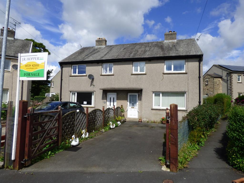 3 Bedrooms Semi Detached House for sale in 40 Mill Close, Settle