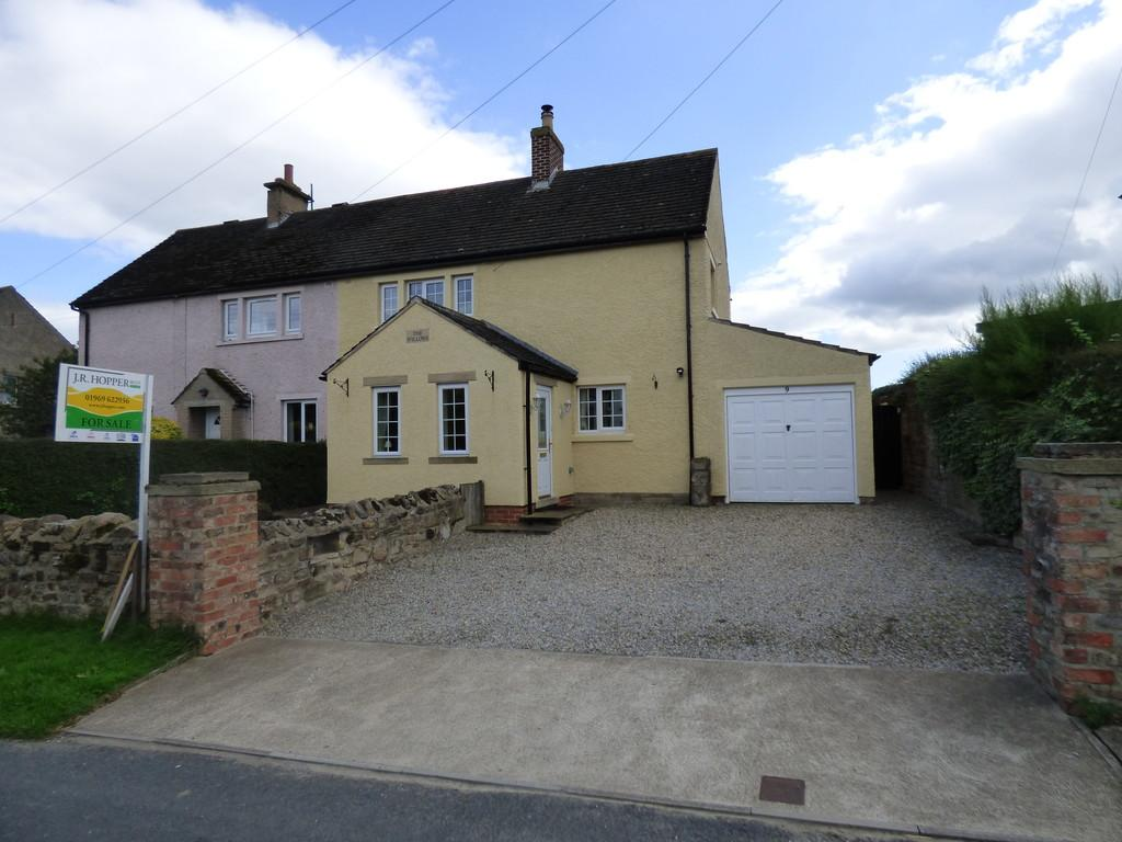 3 Bedrooms Semi Detached House for sale in Hargill Lane, Finghall