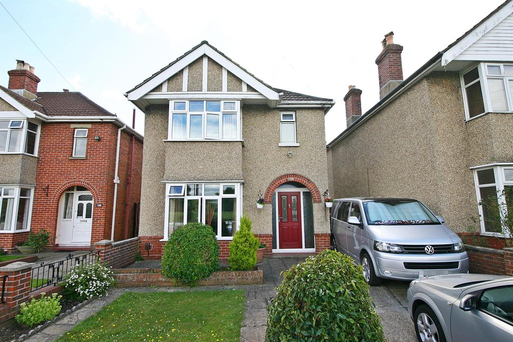 3 Bedrooms Detached House for sale in Weston Lane, Southampton, SO19 9HG