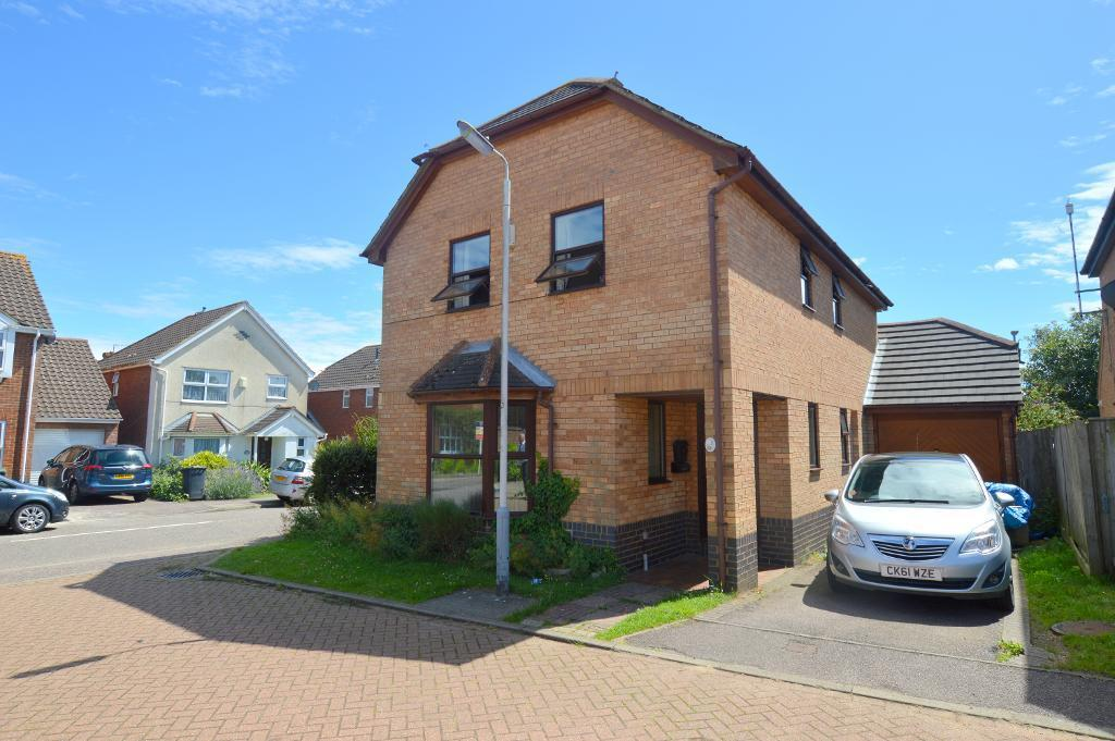 4 Bedrooms Detached House for sale in Broadacres, Luton, LU2 7YF