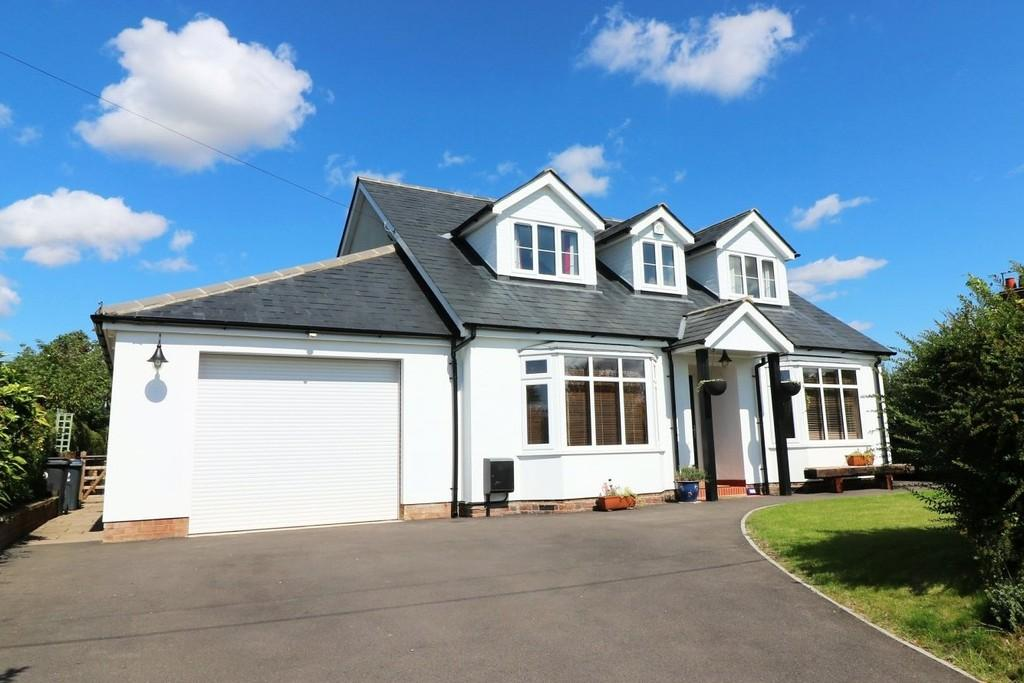 5 Bedrooms Detached House for sale in Hull Lane, Braughing