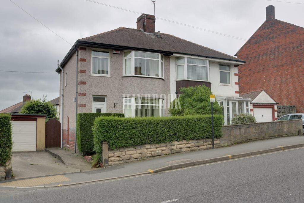 3 Bedrooms Semi Detached House for sale in Walkley Lane, Sheffield,S6 2PA