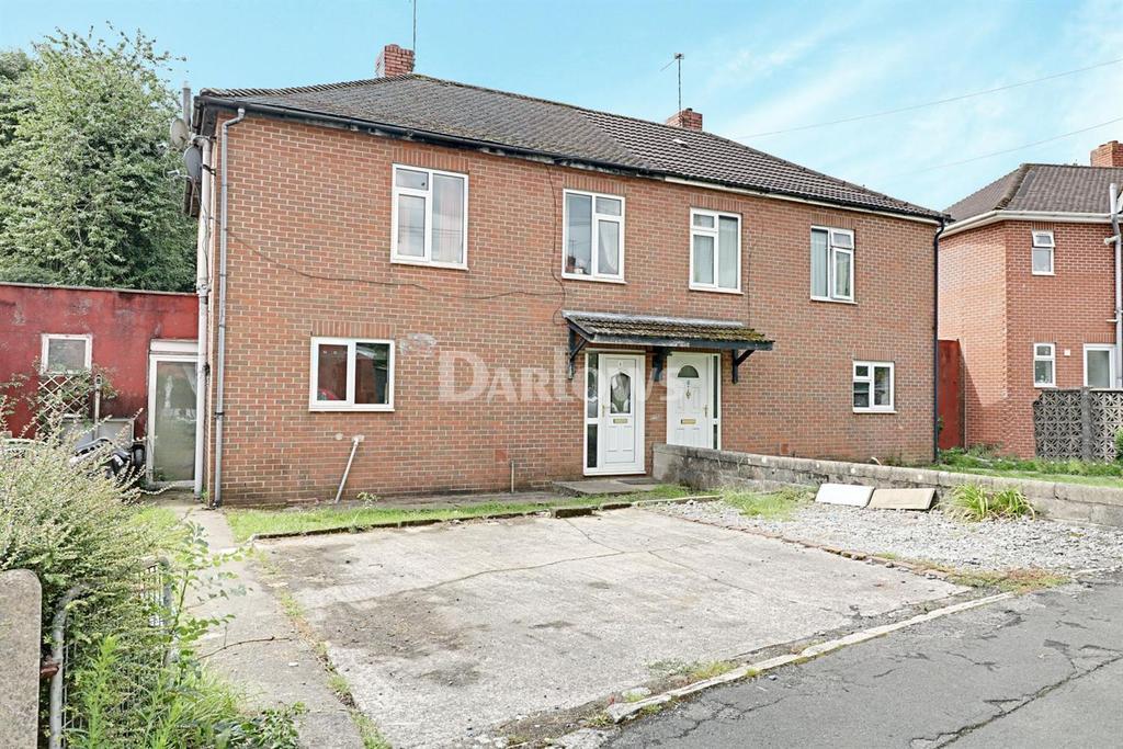 3 Bedrooms Semi Detached House for sale in Coed Cochwyn Avenue, Llanishen, Cardiff, CF14