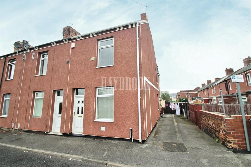 3 Bedrooms End Of Terrace House for sale in East Street, Goldthorpe