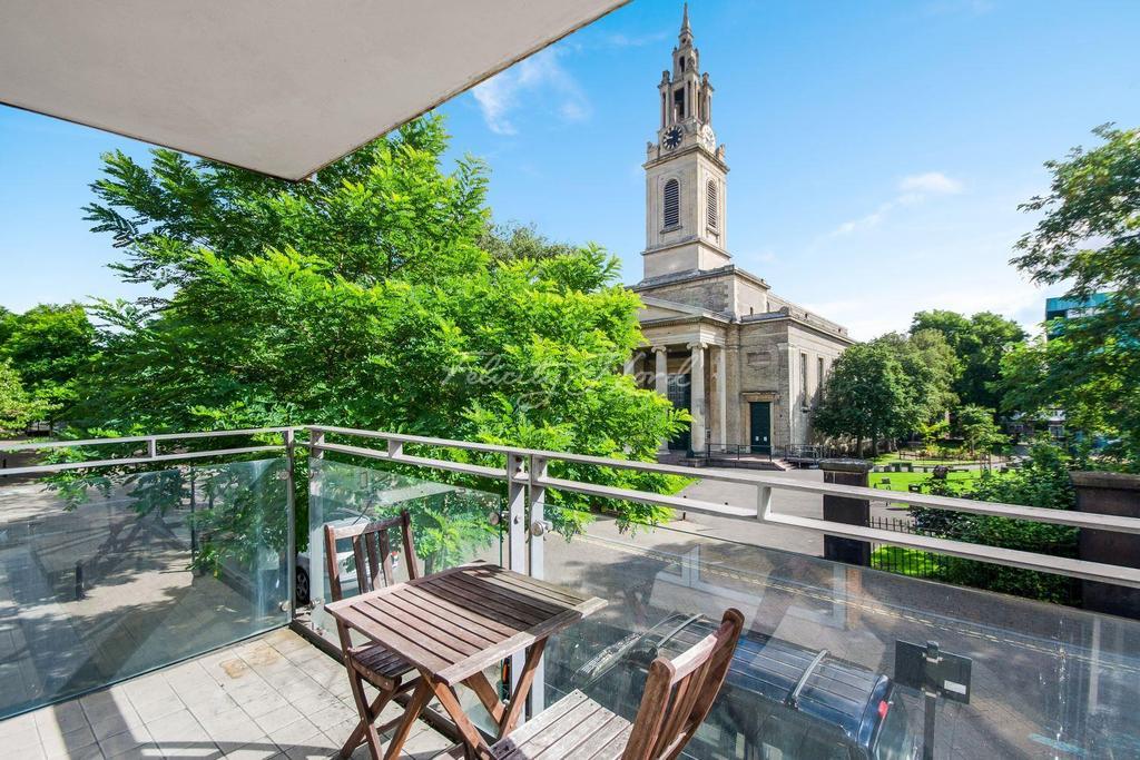 2 Bedrooms Flat for sale in Frean Street, Bermondsey, SE16