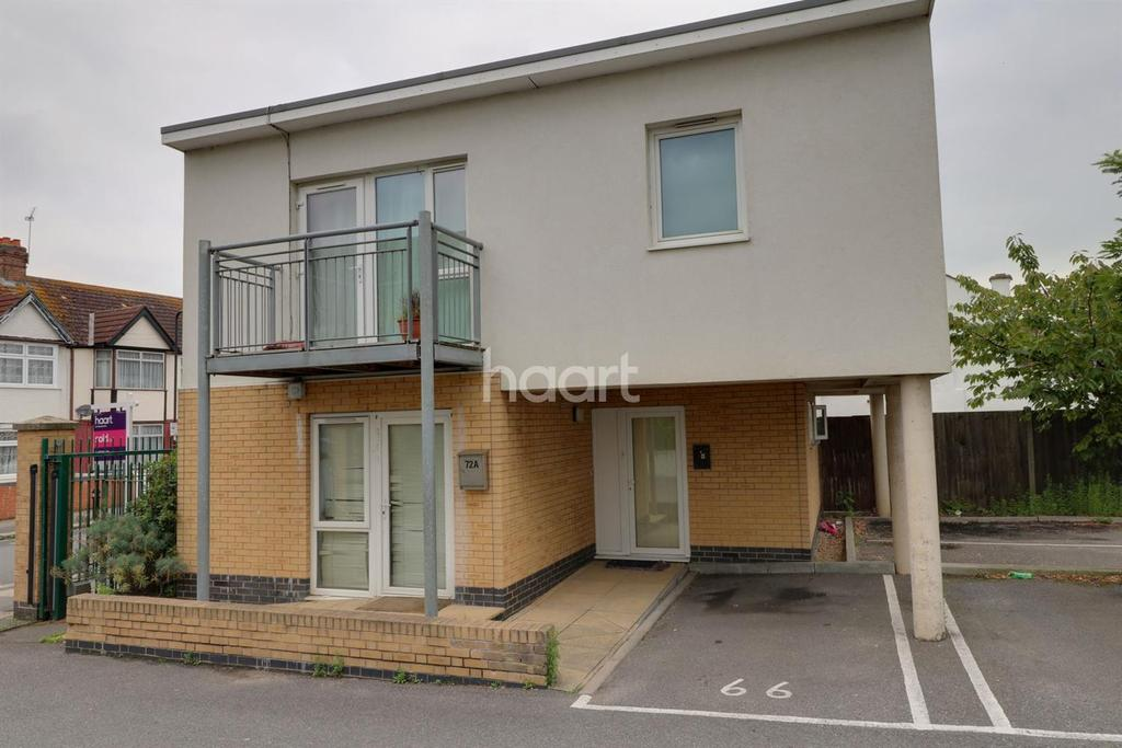 1 Bedroom Flat for sale in Southall