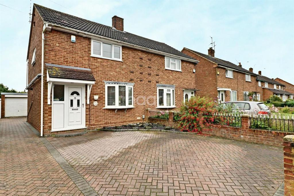 3 Bedrooms Semi Detached House for sale in Showstopper In Putteridge