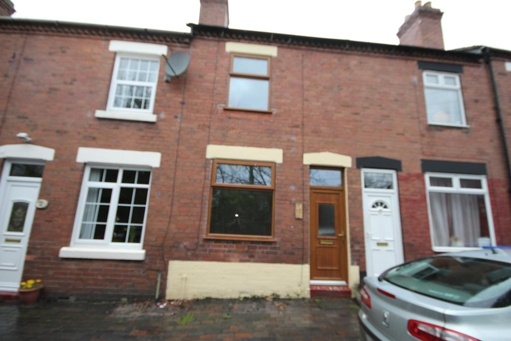 2 Bedrooms Terraced House for sale in Wesley Street, Blythe Bridge