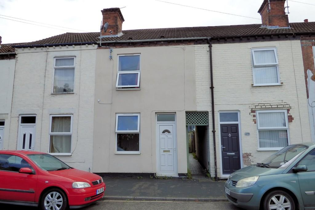 2 Bedrooms Terraced House for sale in Wetmore Road, Burton-on-Trent