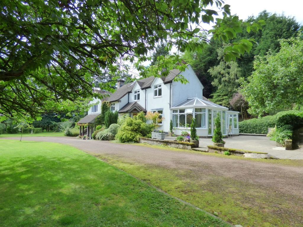 4 Bedrooms Detached House for sale in Mill Lane, Brailsford, Ashbourne