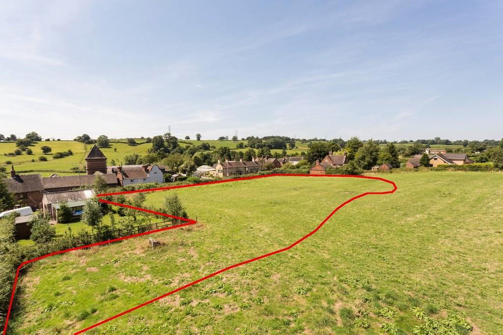 Land Commercial for sale in Uttoxeter Road, Lower Tean