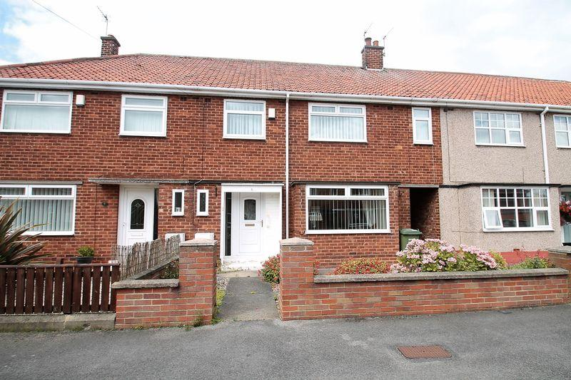 3 Bedrooms Terraced House for sale in Lumley Road, Billingham