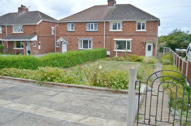 3 Bedrooms Semi Detached House for sale in Wragby Road, Bardney
