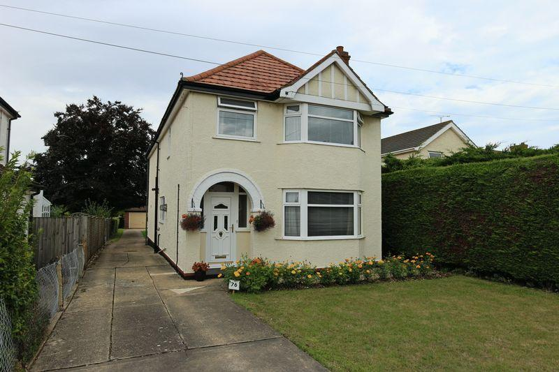 4 Bedrooms Detached House for sale in Beccles Road, Lowestoft