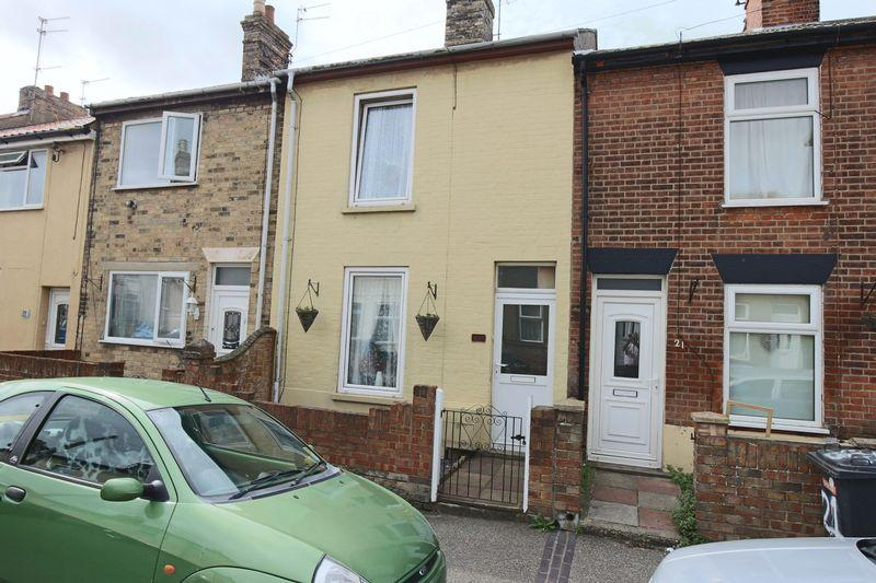 3 Bedrooms Terraced House for sale in Beckham Road, Lowestoft