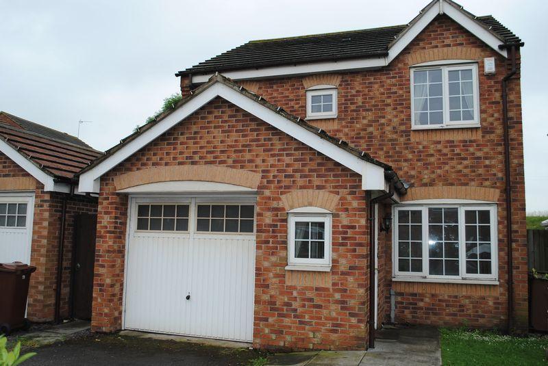 3 Bedrooms Detached House for sale in Old School Lane, Keadby