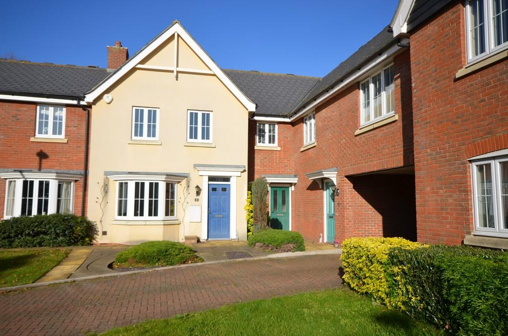 3 Bedrooms Terraced House for sale in Bellfield Close, Witham, CM8 2BP