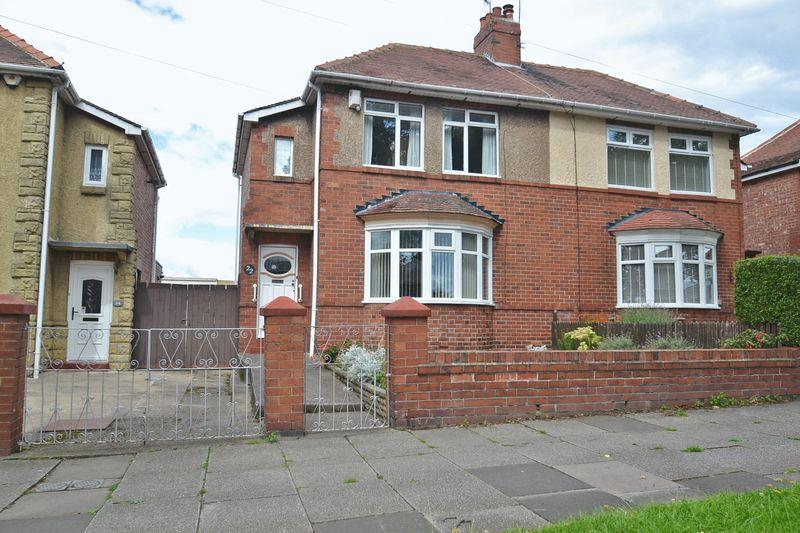 2 Bedrooms Semi Detached House for sale in Verne Road, North Shields