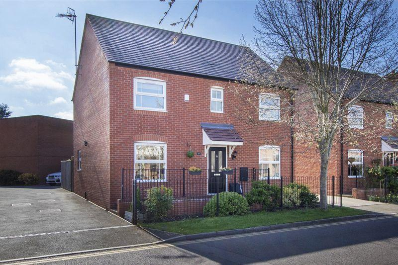 4 Bedrooms Detached House for sale in Henley-in-Arden, Warwickshire