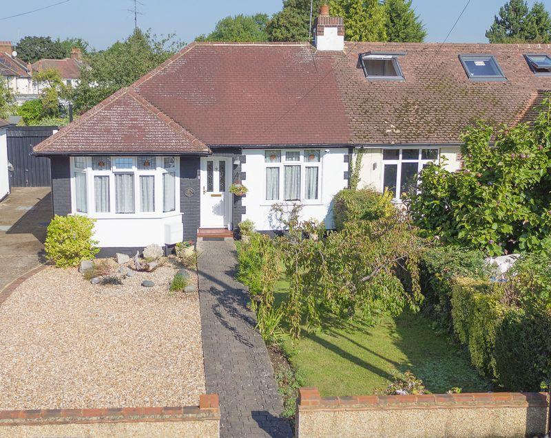 2 Bedrooms Semi Detached Bungalow for sale in Oakhill Road, Ashtead