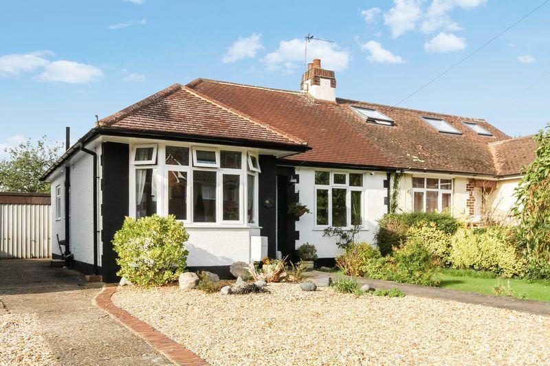 2 Bedrooms Semi Detached Bungalow for sale in Oakhill Road, Ashtead