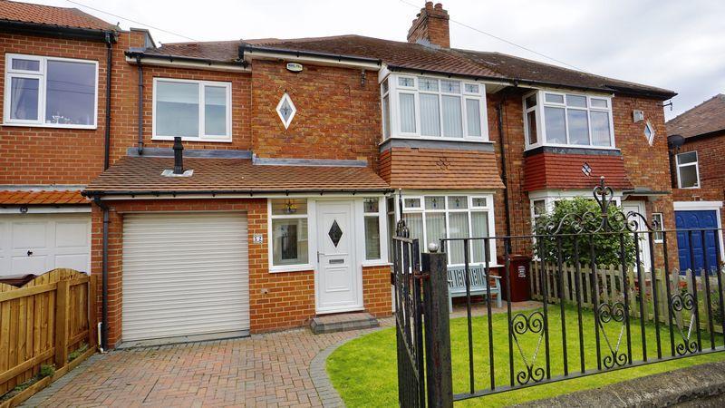 4 Bedrooms Semi Detached House for sale in LONGRIDGE AVENUE Cochrane Park Estate