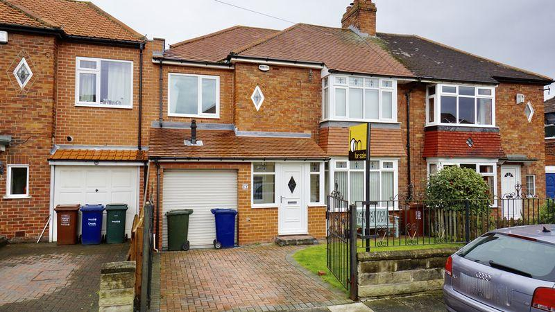 4 Bedrooms Semi Detached House for sale in LONGRIDGE AVENUE Cochrane Park Estate