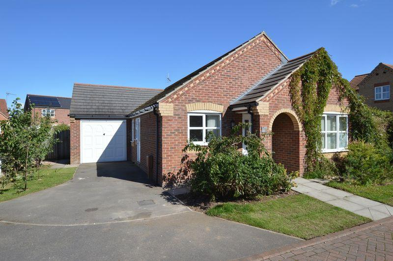 3 Bedrooms Detached Bungalow for sale in 20a The Covert, Tattershall