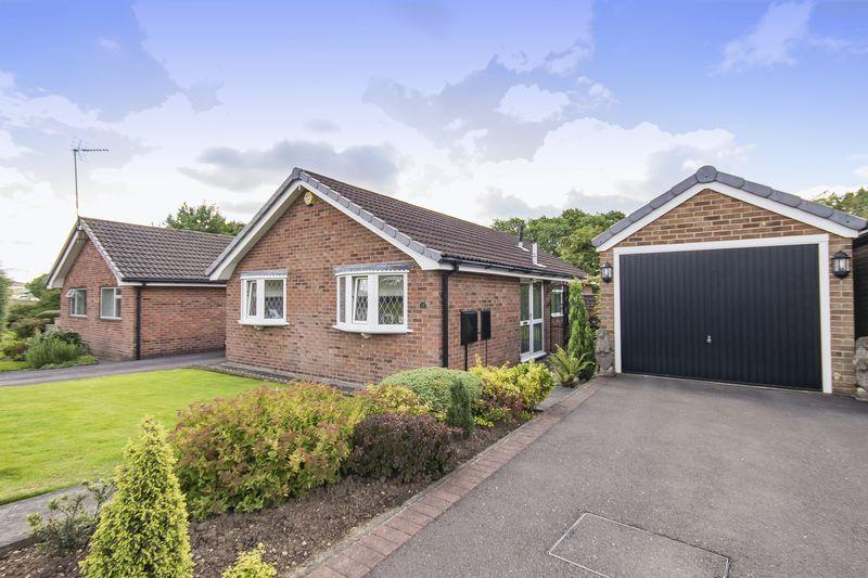 2 Bedrooms Detached Bungalow for sale in Wharfedale Close, Derby