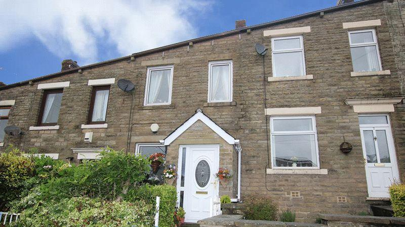 2 Bedrooms Terraced House for sale in Bar Terrace, Whitworth, Rochdale OL12 8TB