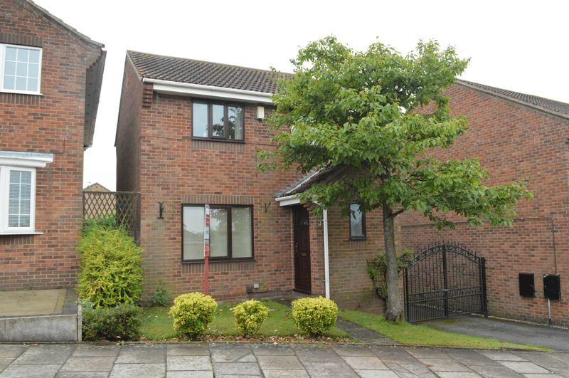 3 Bedrooms Detached House for sale in Maidwell Way, Laceby Acres, Grimsby
