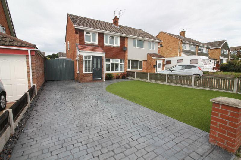 3 Bedrooms Semi Detached House for sale in Hatchmere Close, Prenton