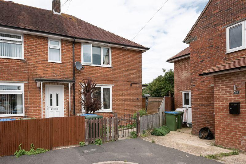 2 Bedrooms End Of Terrace House for sale in Coxford, Southampton