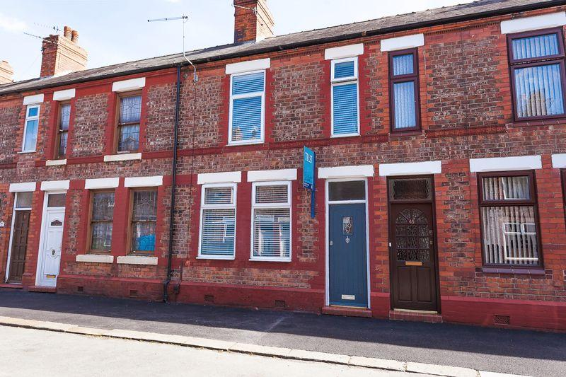 2 Bedrooms Terraced House for sale in INVESTMENT ACHIEVING 595 PER MONTH, Elaine Street, Warrington