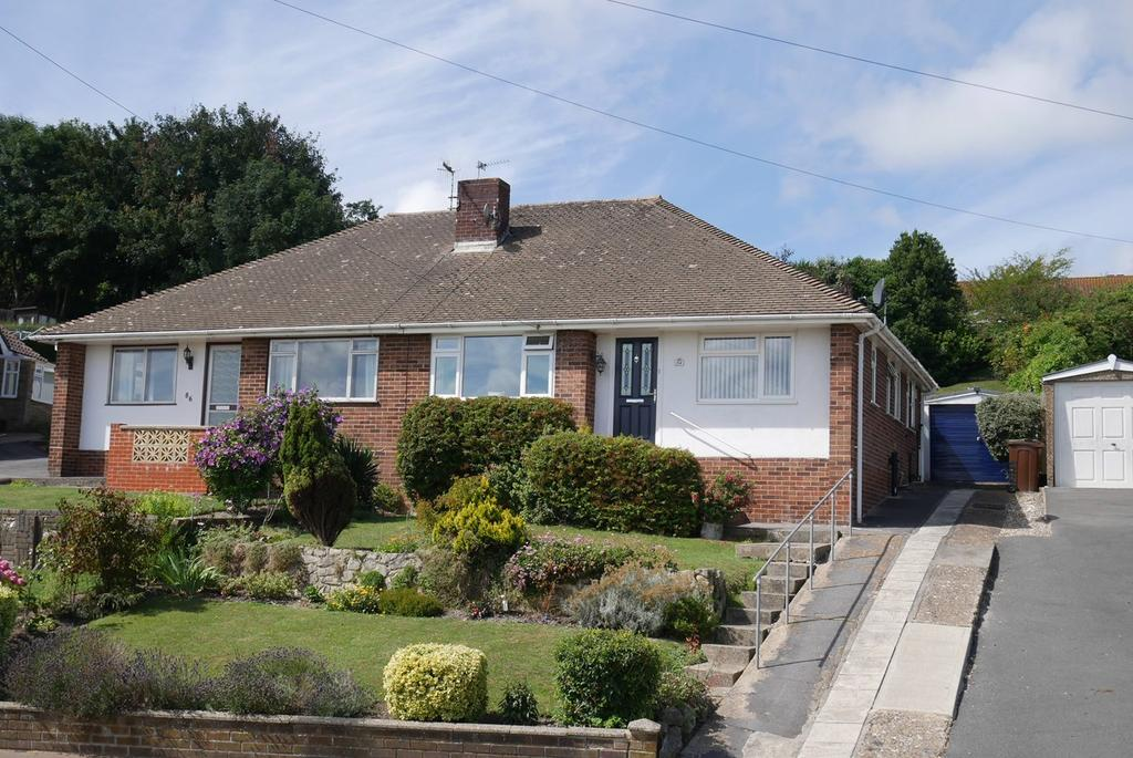 2 Bedrooms Semi Detached Bungalow for sale in Selmeston Road, Eastbourne, BN21