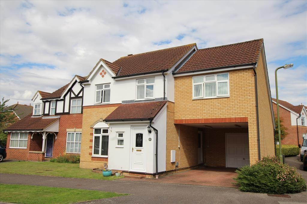 3 Bedrooms Detached House for sale in Sale Drive, Clothall Common, Baldock, SG7