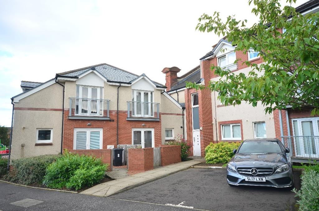 1 Bedroom Apartment Flat for sale in Saffronhall Gardens, Hamilton, South Lanarkshire, ML3 6AE