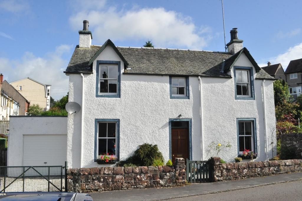 3 Bedrooms Detached House for sale in Spinner Street , Balfron , Stirlingshire , G63 0TP