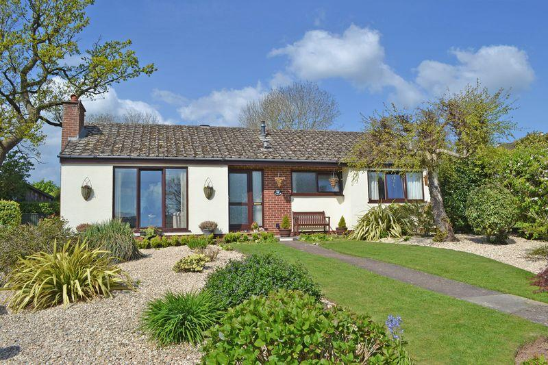 3 Bedrooms Detached Bungalow for sale in Fry's Lane, Sidford, Sidmouth